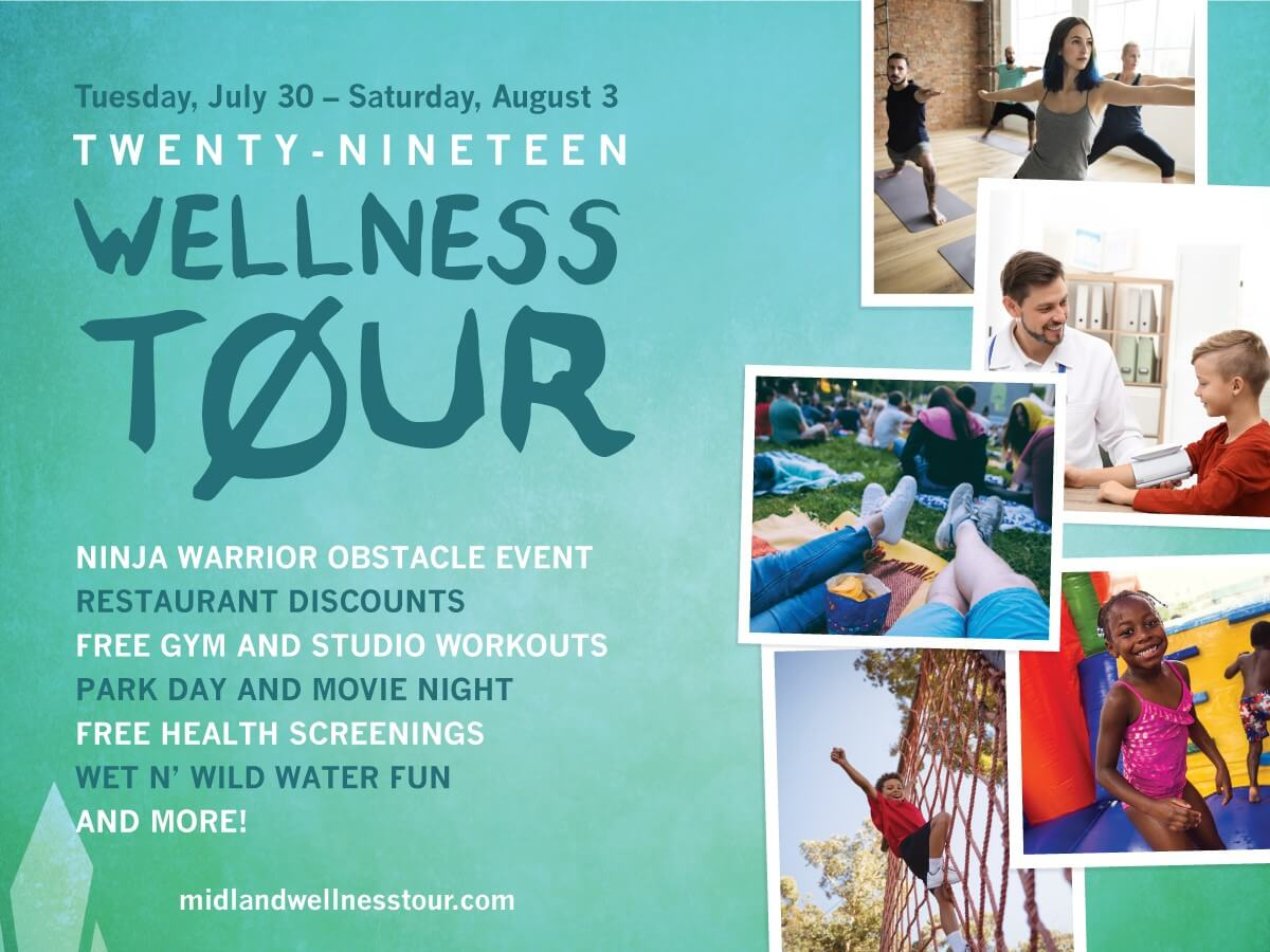 5th Annual Midland Wellness Tour