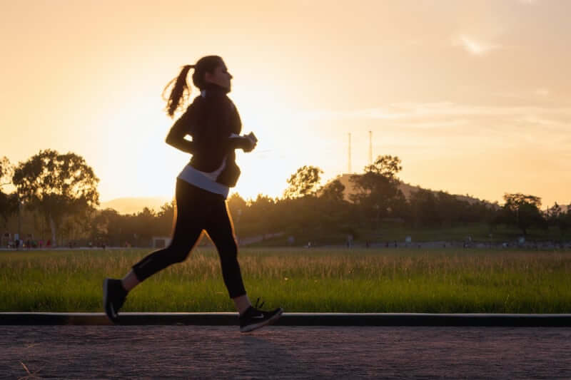 Running Health with Mackenzy Teruel
