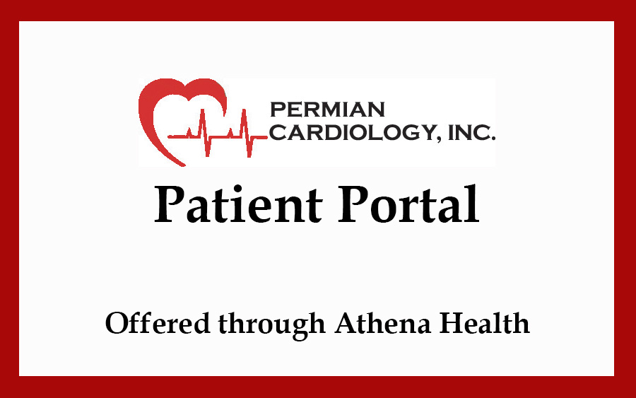 patient portal offered through athena health