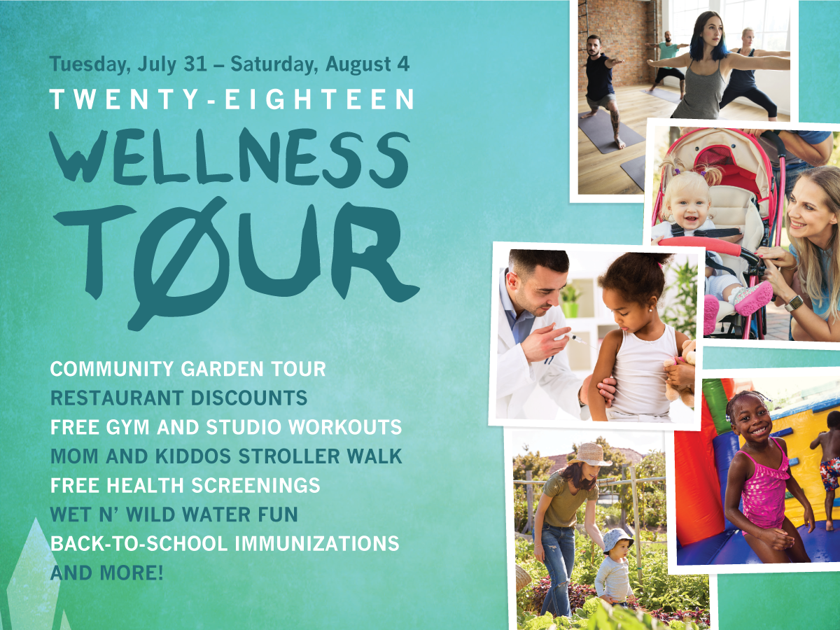 4th Annual Midland Wellness Tour